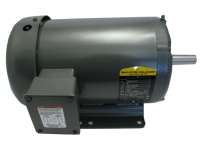 Motor, 5-HP, 3450 RPM, Machined with Taper 184T Frame With Seal 400281, 208/230-440V, 60 HZ MAIN