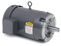 "Motor, 1-1/2 HP, 1725 RPM, TEFC 145TC Frame, 208-230/460 Volts, 7/8"" Shaft MAIN"