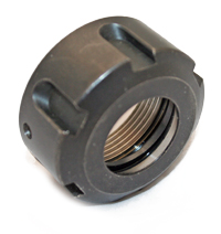 Collet Nut, ER25, For Colombo 7.5 HP  High Frequency Motors. MAIN