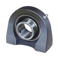 Bearing, Pillow Block, TPB 250 X 1, Tapped Base Setscrew Locking Relube. MAIN