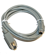 IDEC, Programming Cable for Opennet Controler or IDEC Touchscreen, FC2A-KC4C MAIN