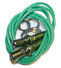 "Cylinder, Cable Repair Kit, Greenco, for CD2038A, 20C-20R, 51-7/8"" MAIN"