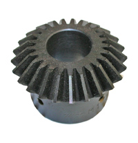 "Miter Gear, M1025B X 1"" Bore, 25 Tooth, Modified With Set Screw MAIN"