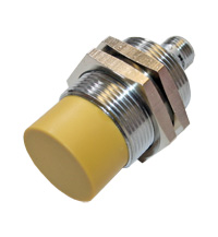 Electrical, Proximity Switch, Unshielded, 30MM Dia, 24 Volts DC, M12 Connector_MAIN