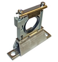 "SMC Spacer With bracket for the 1"" F.R.L. System, Y600T MAIN"