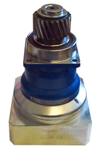 Planetary Gearhead Size 075, SP+075 Series, 10:1 Reduction Ration, SP075S-MF1-10-1G1 MAIN
