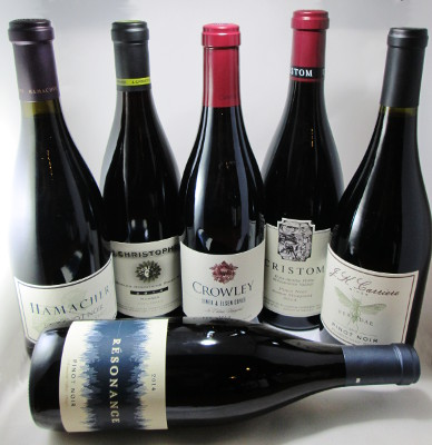 Fort Knox Oregon Pinot Noir Sampler