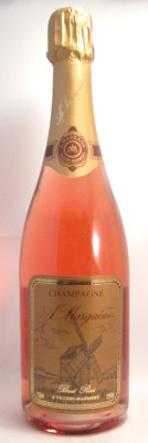 A. Margaine Champagne Brut Rose THUMBNAIL