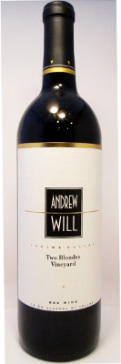 Andrew Will Red Wine Two Blondes Vineyard 2013