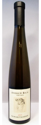 "Andrew Rich Gewuztraminer ""Ice Wine"" Celilo Vineyard 2014 - 375 ml"