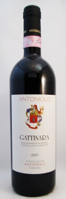 Antoniolo Gattinara 2012 MAIN