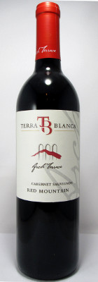 Arch Terrace Cabernet Sauvignon Terra Blanca Estate Vineyard 2012