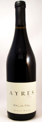 Ayres Vineyard Pinot Noir 2017 MAIN