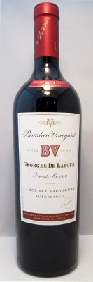 Beaulieu Vineyard (BV) Cabernet Sauvignon Georges de Latour Private Reserve 2013