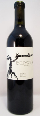 Bedrock Wine Co. Old Vine Zinfandel 2015