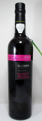 "Blandy's 5 year old Rich Madeira ""Alvada"" - 500 ml_MAIN"