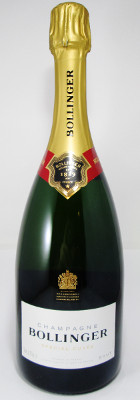 Bollinger Champagne Special Cuvee Brut