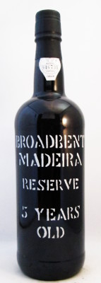 Broadbent 5 Years Old Reserve Madeira THUMBNAIL