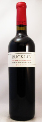 "Bucklin Old Hill Ranch Zinfandel ""Bambino"" 2012"