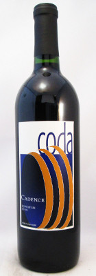 "Cadence Red Wine ""Coda"" 2014"