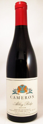 Cameron Pinot Noir Abbey Ridge 2014