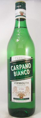 Carpano Bianco Vermouth - 1000 ml