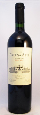 "Catena Malbec ""Historic Rows"" 2014"