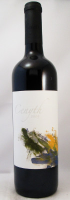 Cenyth Sonoma County Red Wine 2010