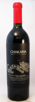 Chakana Estate Selection Malbec 2015