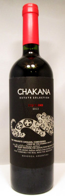 Chakana Estate Selection Red Blend 2017_THUMBNAIL