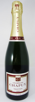 Champagne Chapuy Brut Tradition NV