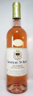 Chateau Sainte Anne Bandol Rose 2018_THUMBNAIL