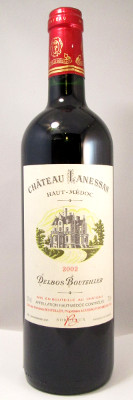 Chateau Lanessan Haut-Madoc 2002
