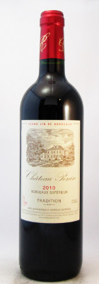 Chateau Penin Tradition Bordeaux Superieur 2012