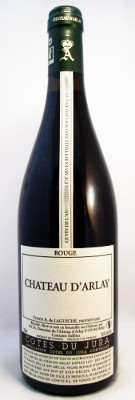 Chateau D'Arlay Cotes du Jura Rouge 2008_MAIN