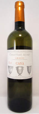 "Christian Auney l'Hermitage Graves ""Cuvee Cana"" 2012"
