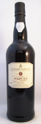 Cossart Gordon 5 Years Old Bual Madeira