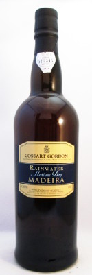 Cossart Gordon Rainwater Medium Dry Madeira THUMBNAIL