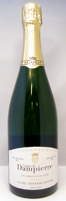 "Comtes de Dampierre Blanc De Blancs Brut Grand Cru ""Cuvee General Patton"" NV_THUMBNAIL"