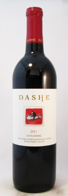 Dashe Zinfandel Alexander Valley Todd Brothers Ranch Old Vines 2011