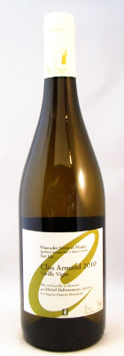 Michel Delhommeau Muscadet Serve et Maine Clos Armand Vieille Vigne 2011