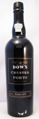 Dow's Crusted Porto Bottled 2004