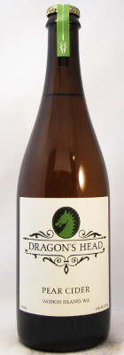 Dragon's Head Pear Cider