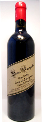 Dunn Vineyards Cabernet Sauvignon Howell Mountain 2012