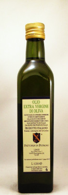 Fattoria di Petroio Extra Virgin Olive Oil - 500 ml THUMBNAIL