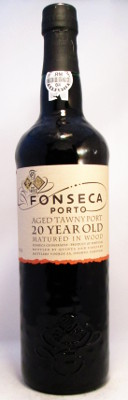 Fonseca 20 Year Old Tawny Porto MAIN