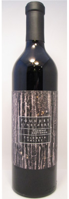 Foundry Vineyards Cabernet Sauvignon Columbia Valley 2012