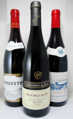 French Pinot Noir Sampler
