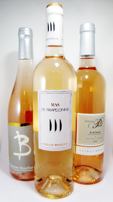 French Rose Sampler