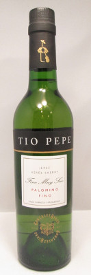 Gonzalez Byass Tio Pepe Fino Sherry - 375 ml